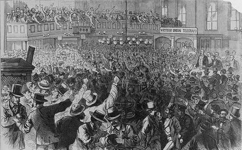 Origins Of Black Friday: History, Who Created It, And Why Do