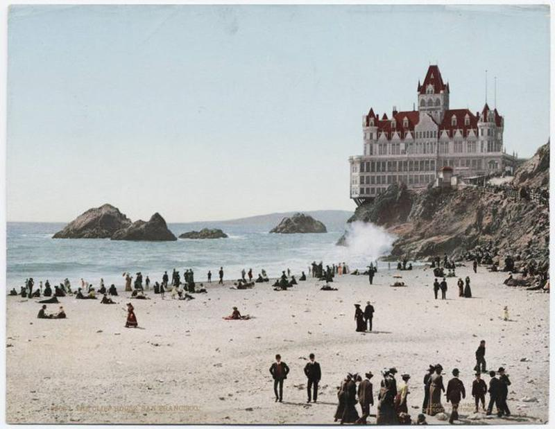 Cliff House in San Francisco 4