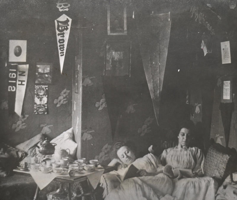 dormrooms 100 years ago 4