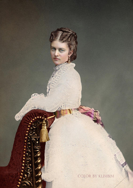 colorized victorian portraits 6