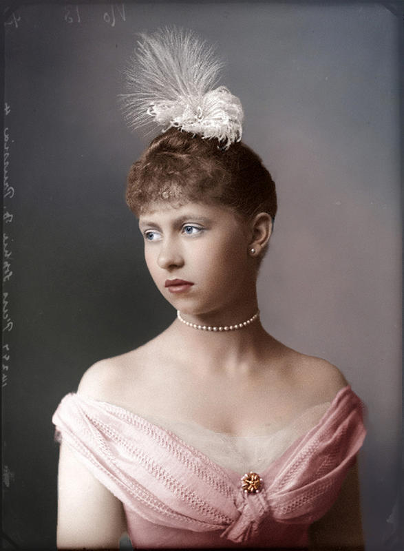 colorized victorian portraits 2