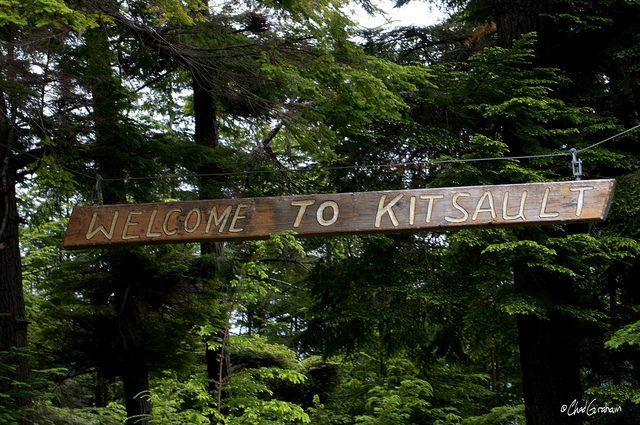 kitsault ghost town 1