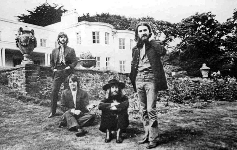the beatles last photo session 2