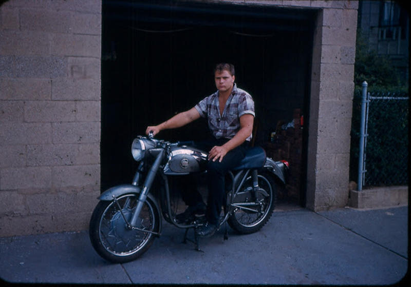 Classic Motorbikes in the 1950s-60s (11)