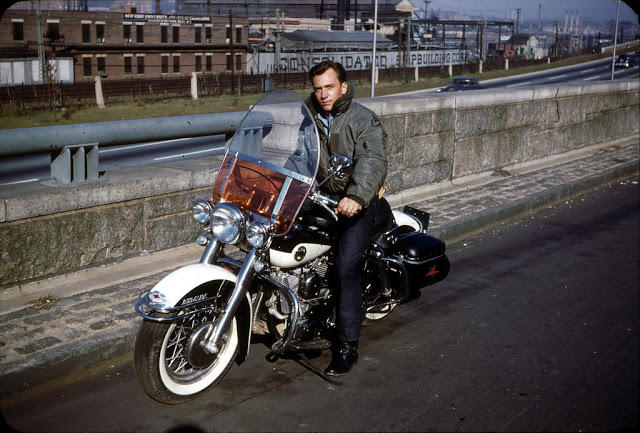 Classic Motorbikes in the 1950s-60s (1)