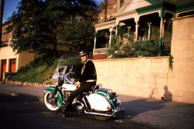 Classic Motorbikes in the 1950s-60s (4)
