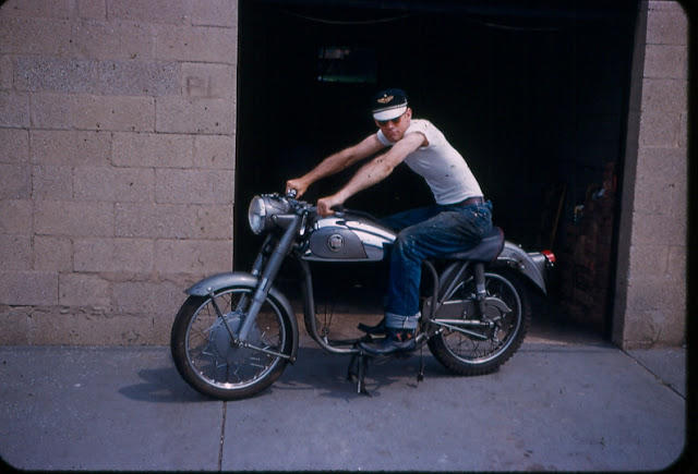 Classic Motorbikes in the 1950s-60s (3)