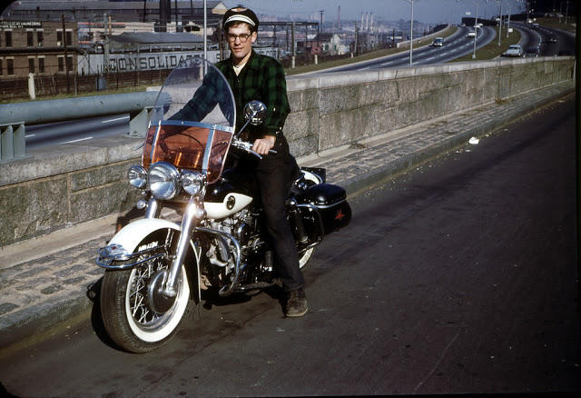 Classic Motorbikes in the 1950s-60s (7)