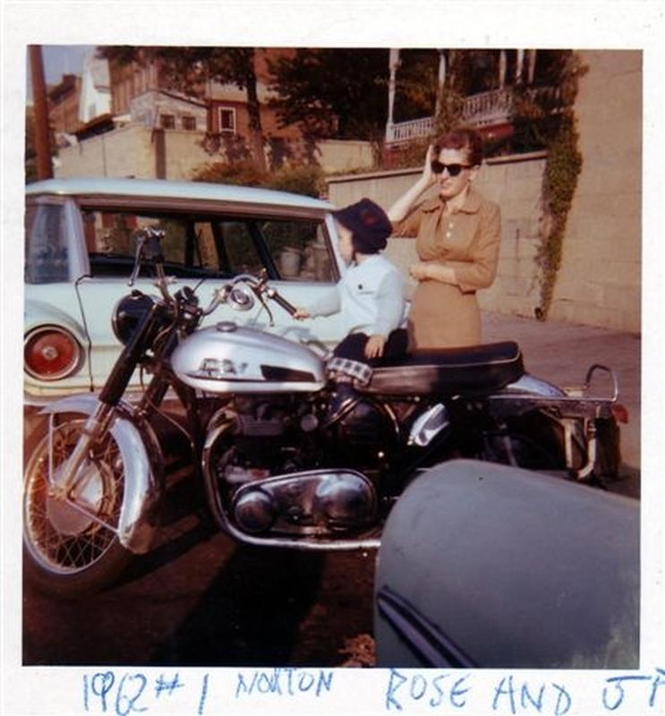 Classic Motorbikes in the 1950s-60s (14)