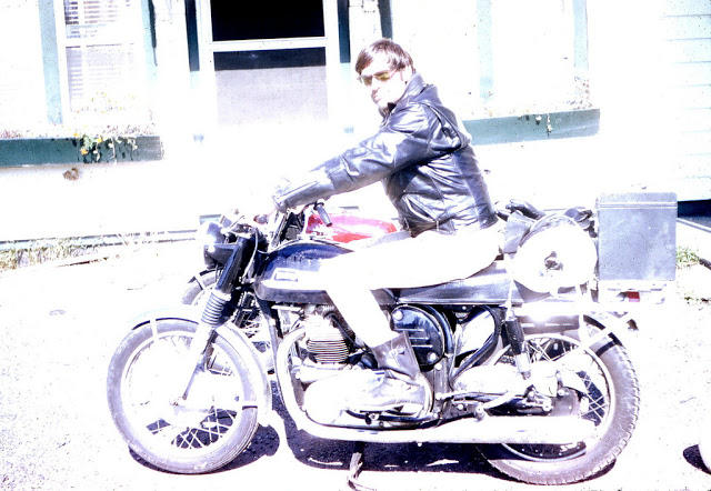 Classic Motorbikes in the 1950s-60s (5)