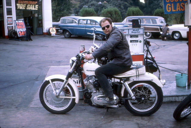 Classic Motorbikes in the 1950s-60s (24)