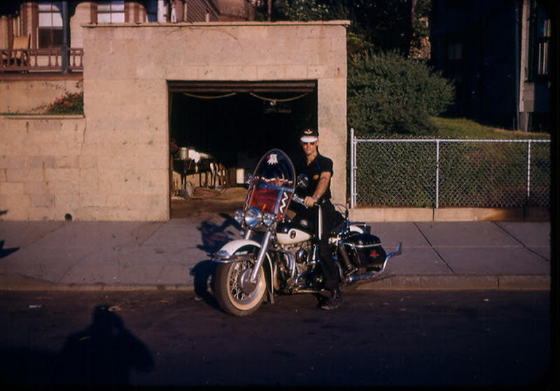 Classic Motorbikes in the 1950s-60s (17)