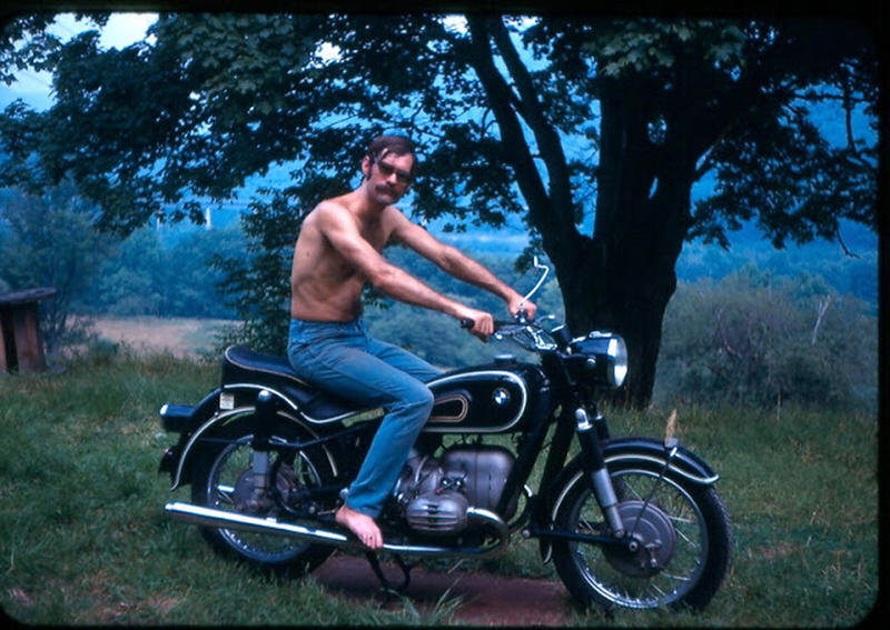 Classic Motorbikes in the 1950s-60s (2)