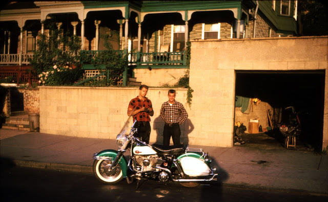 Classic Motorbikes in the 1950s-60s (22)