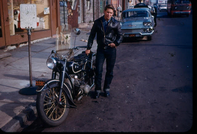 Classic Motorbikes in the 1950s-60s (16)