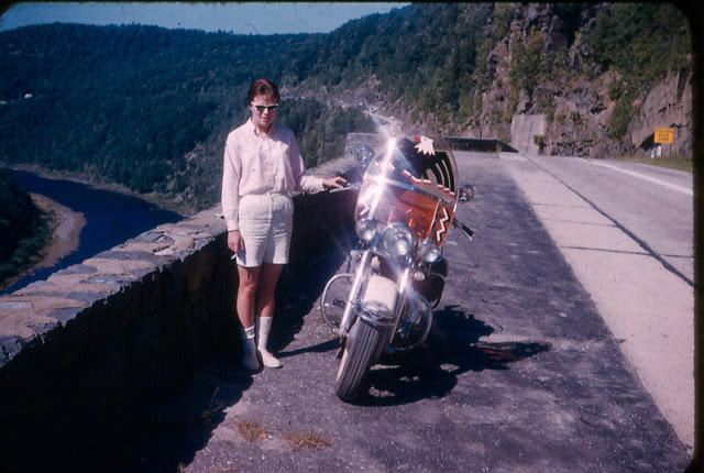 Classic Motorbikes in the 1950s-60s (20)