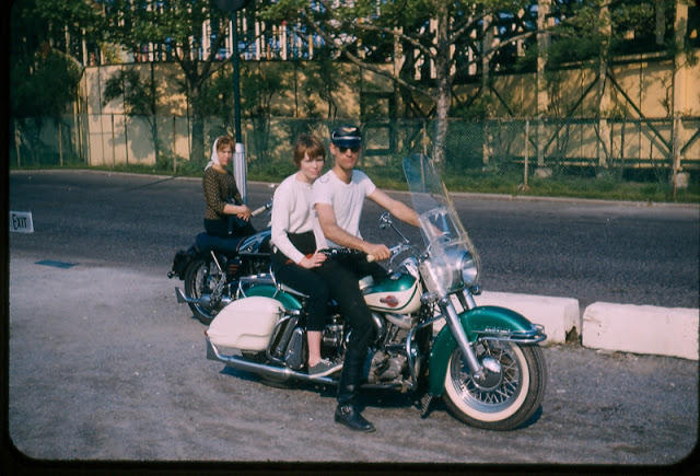 Classic Motorbikes in the 1950s-60s (18)
