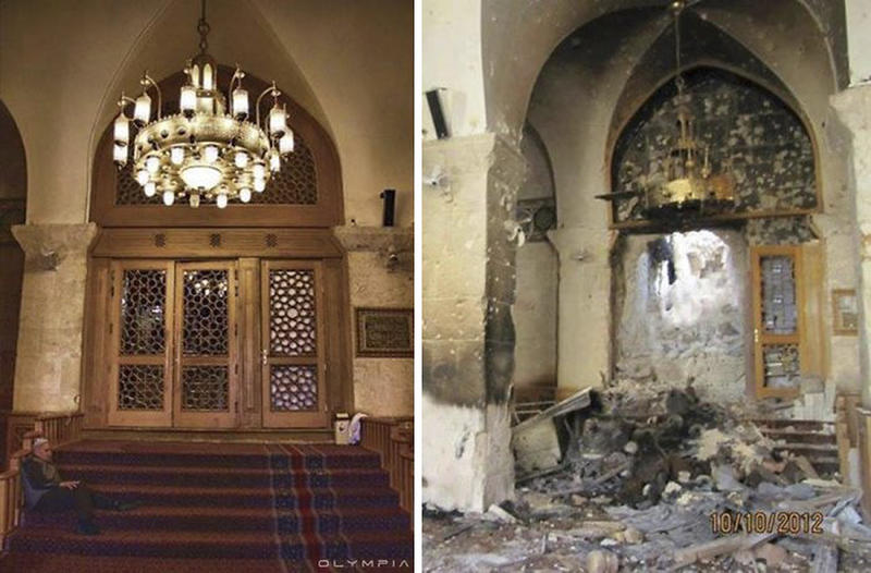 syria before after war 16