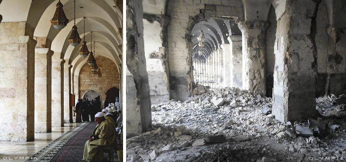 syria before after war 28