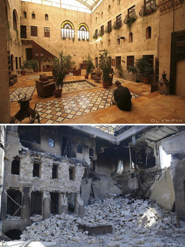 syria before after war 9
