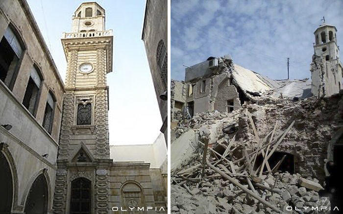 syria before after war 21