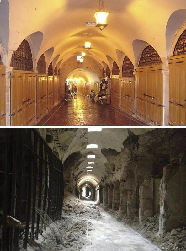 syria before after war 7