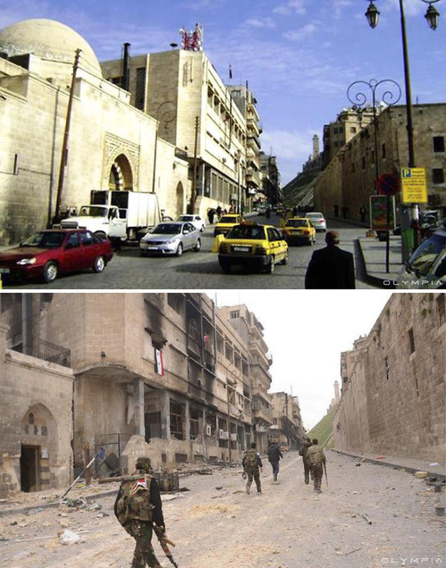 syria before after war 26