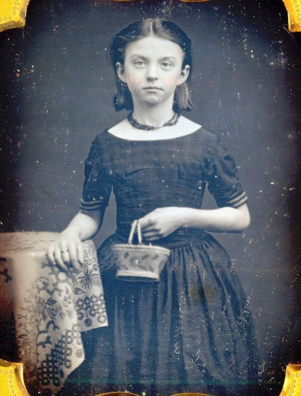Victorian Teenage girs from the 1840s-90s (14)