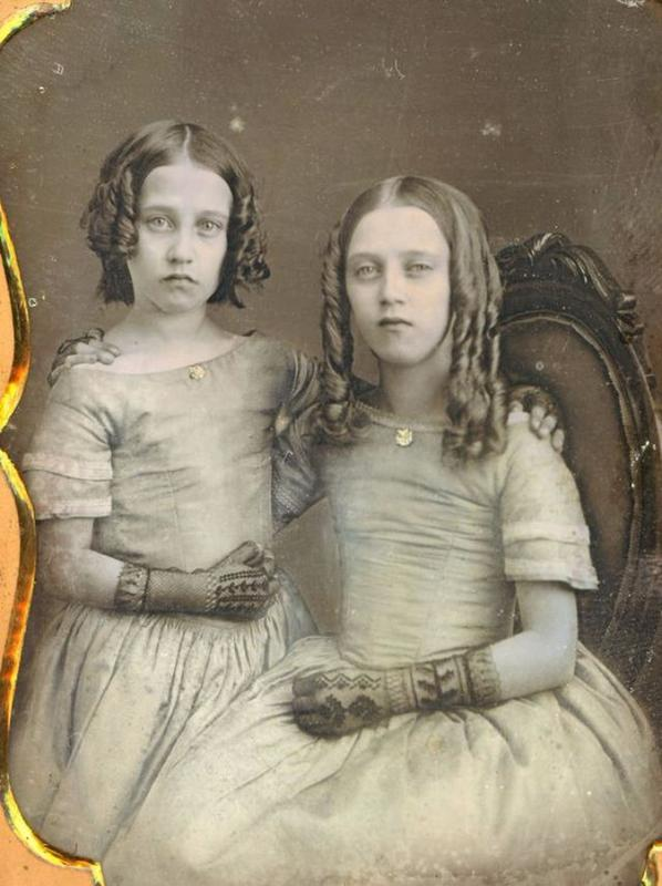 Victorian Teenage girs from the 1840s-90s (9)