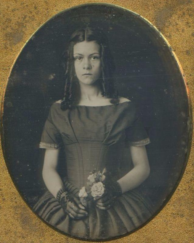 Victorian Teenage girs from the 1840s-90s (4)