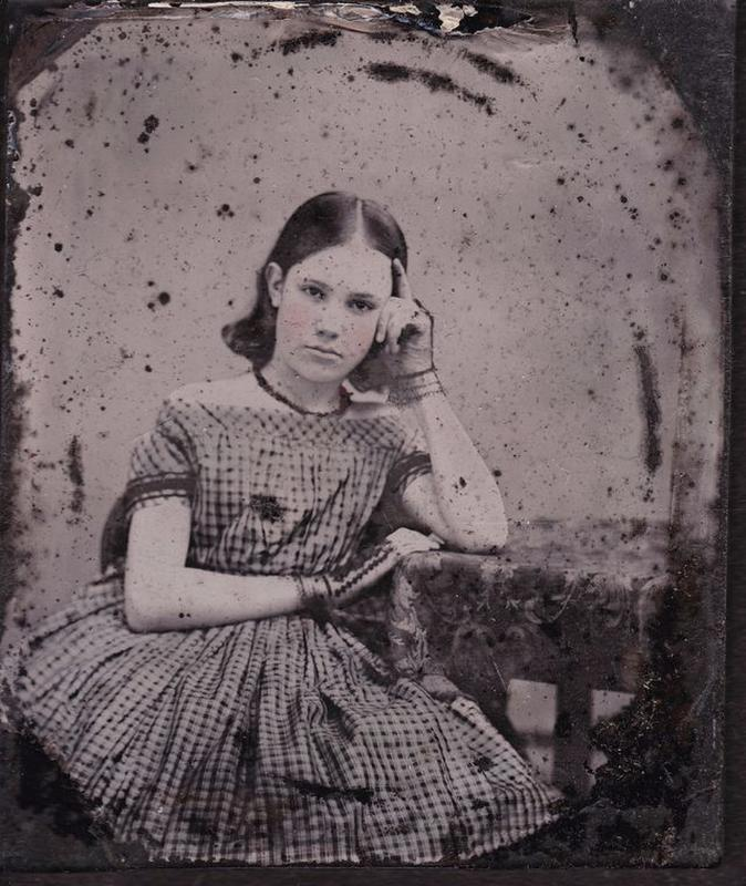 Victorian Teenage girs from the 1840s-90s (30)
