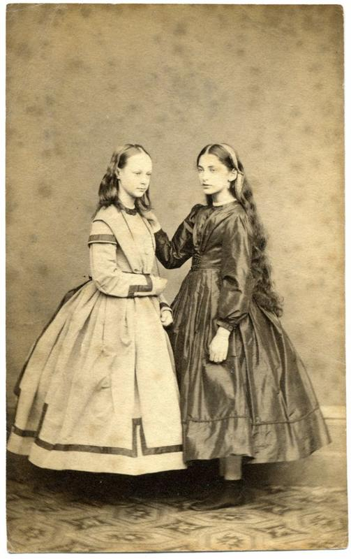 Victorian Teenage girs from the 1840s-90s (13)