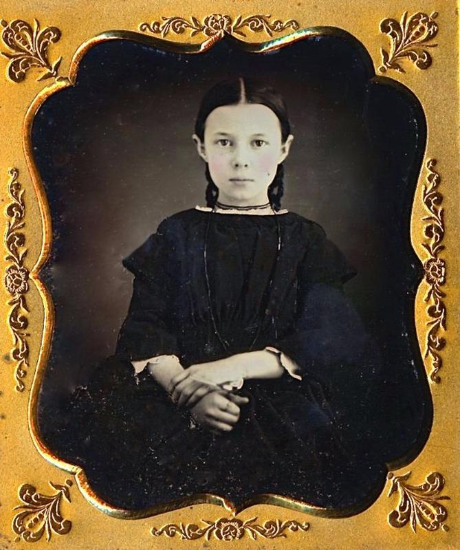 Victorian Teenage girs from the 1840s-90s (37)