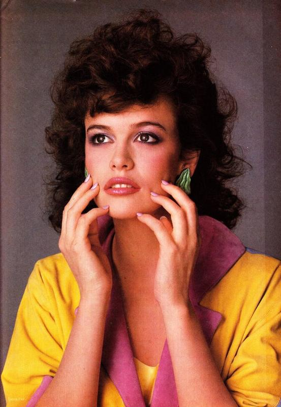 Women Rock Hairstyle in the 1980s (38)