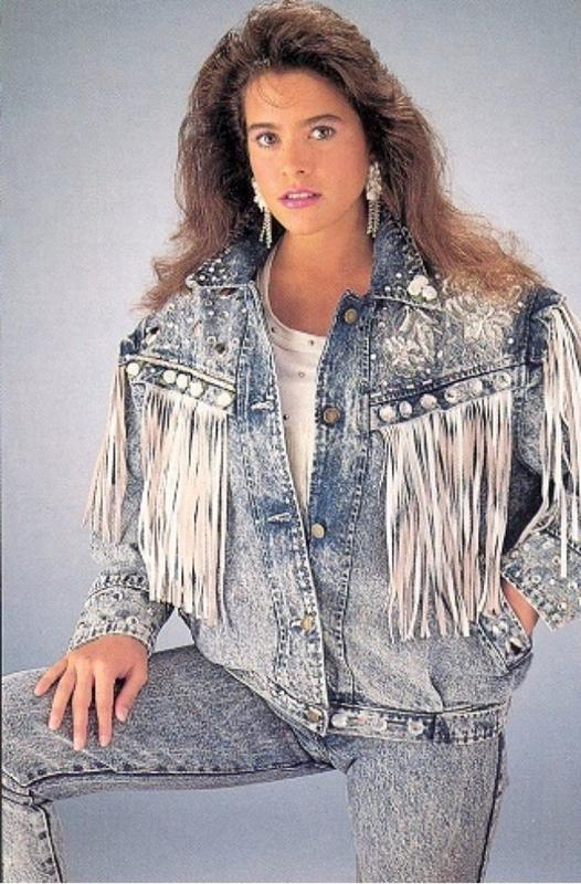 Women Rock Hairstyle in the 1980s (29)