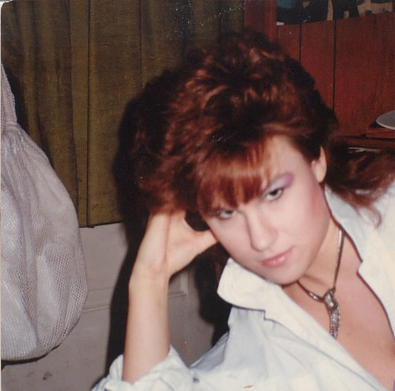 Women Rock Hairstyle in the 1980s (39)