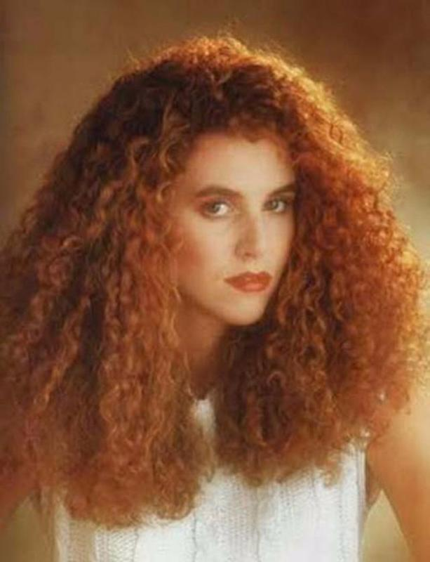 Women Rock Hairstyle in the 1980s (22)