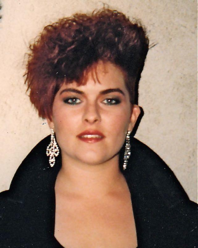 Women Rock Hairstyle in the 1980s (34)