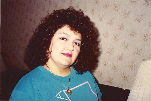Women Rock Hairstyle in the 1980s (31)