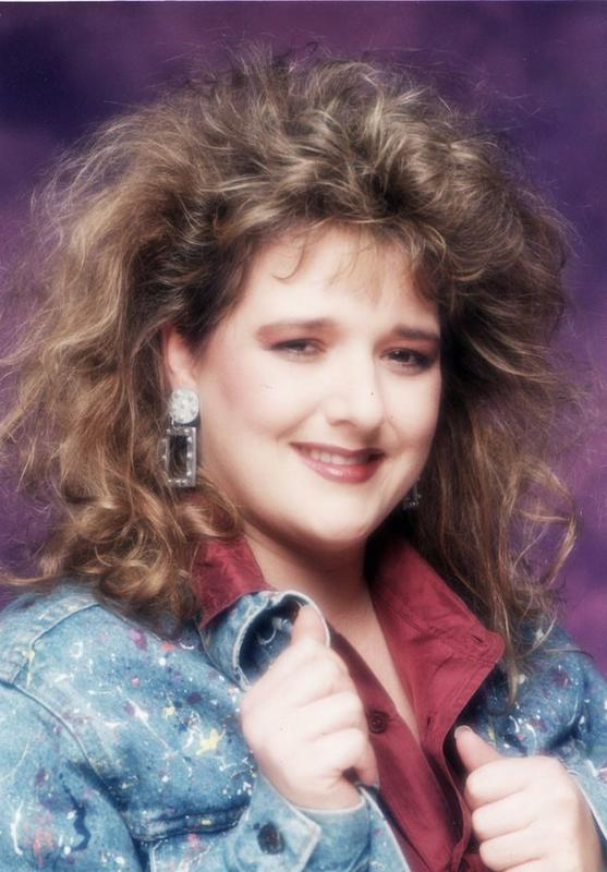 Women Rock Hairstyle in the 1980s (32)