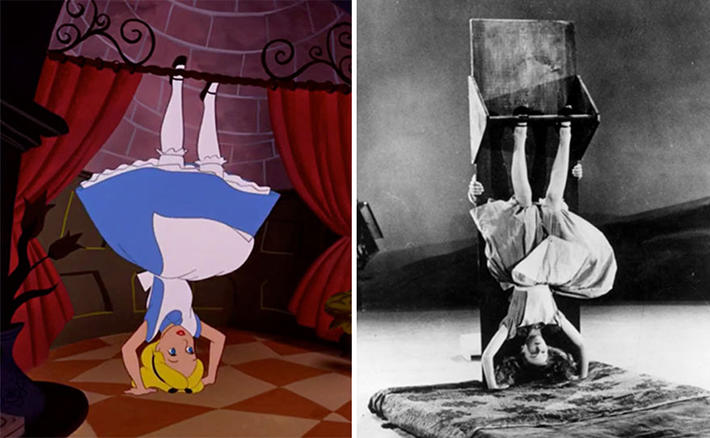 alice in wonderland - classic animation 3