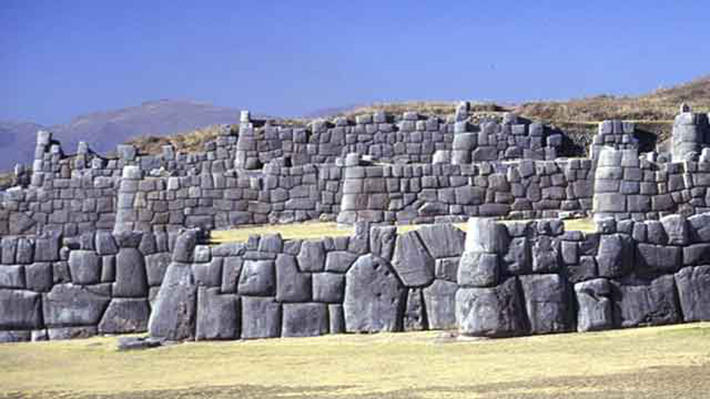 archaeological discoveries - sacsayhuaman