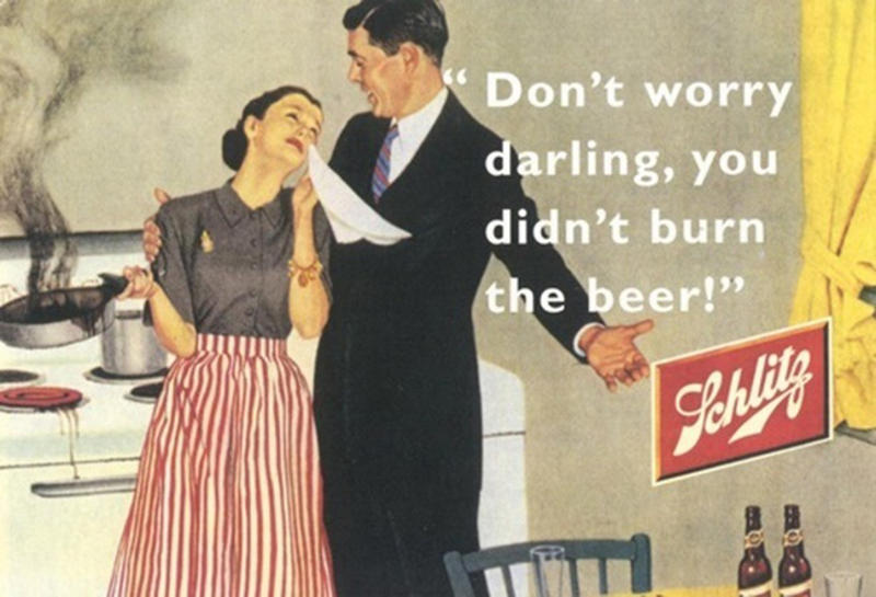 sexist vintage ads 7