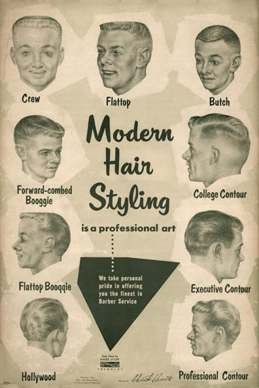 Super Vintage Photos Of Mens Hairstyle From The Past History Daily Schematic Wiring Diagrams Amerangerunnerswayorg