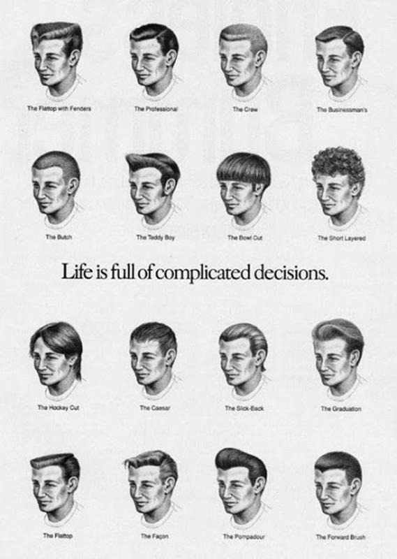 Astounding Vintage Photos Of Mens Hairstyle From The Past History Daily Schematic Wiring Diagrams Amerangerunnerswayorg