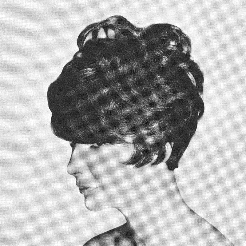 1960s Hairstyle 40
