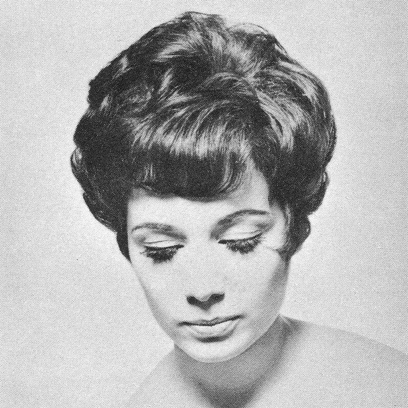 1960s Hairstyle 8