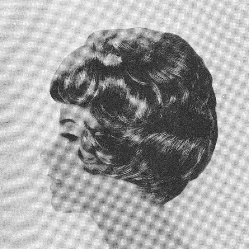 1960s Hairstyle 15