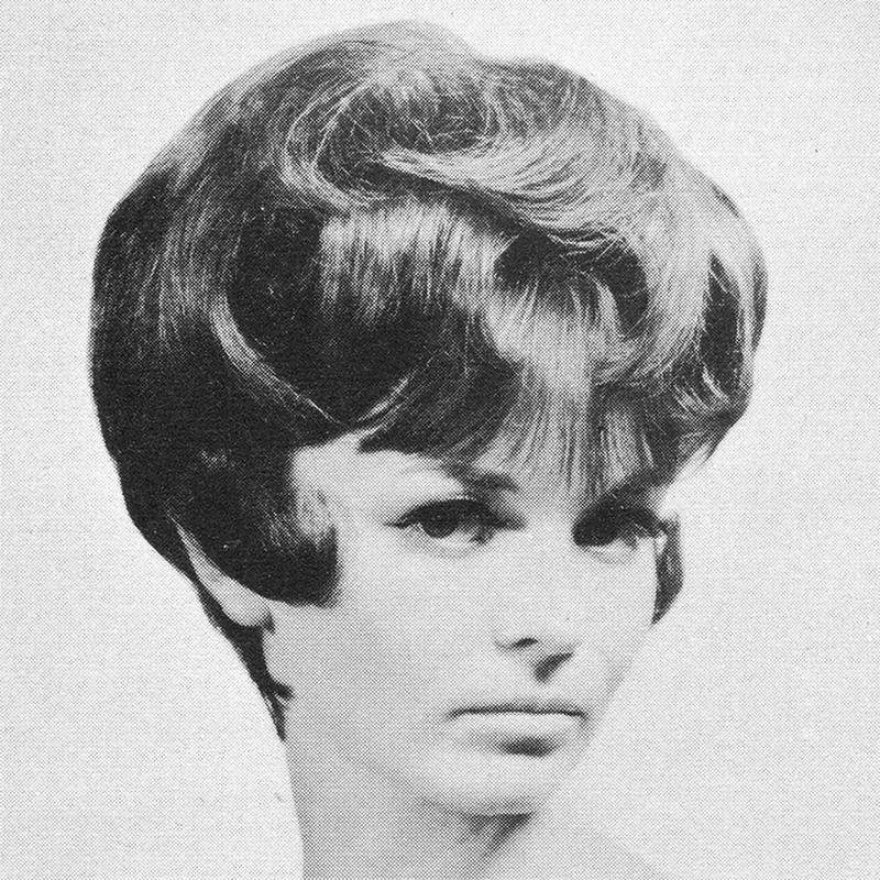 1960s Hairstyle 7
