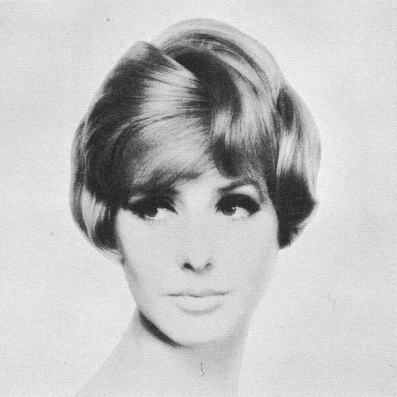 1960s Hairstyle 26